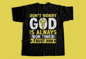 BUNDLE OFFER – 50 Christian T-Shirt Designs – New And Unique Designs For Sale